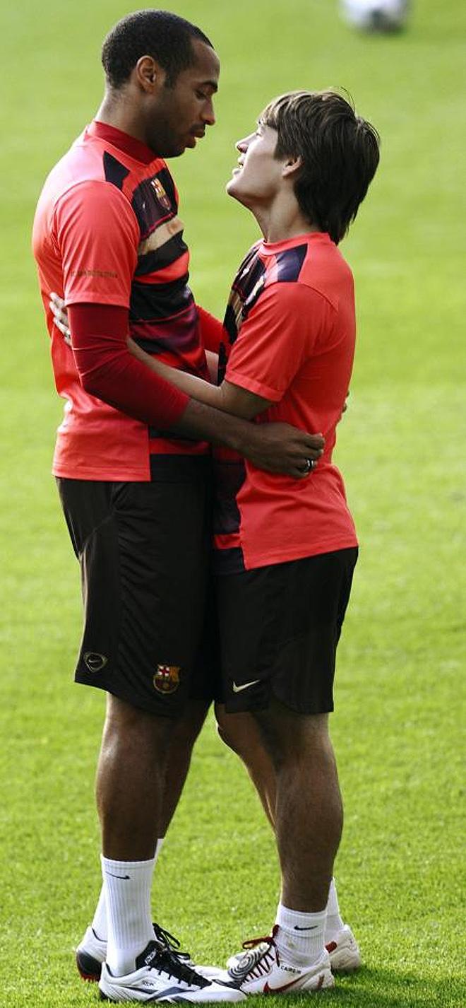 Henry y Bojan
