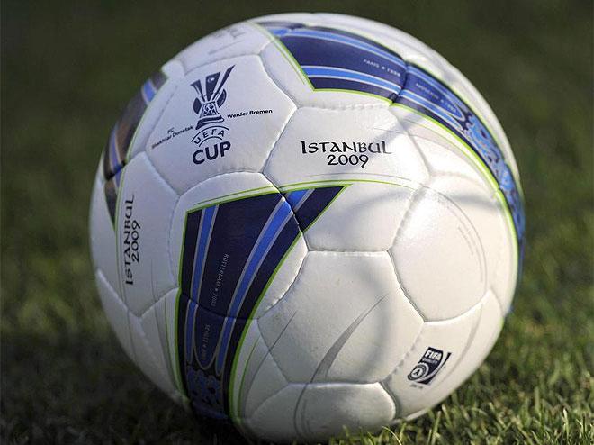 Bal�n de la Copa de la UEFA