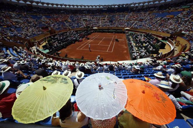 Copa Davis en Marbella