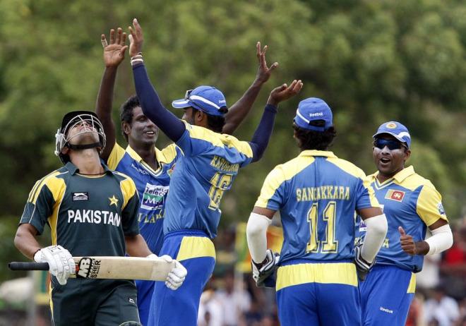Partido de cricket