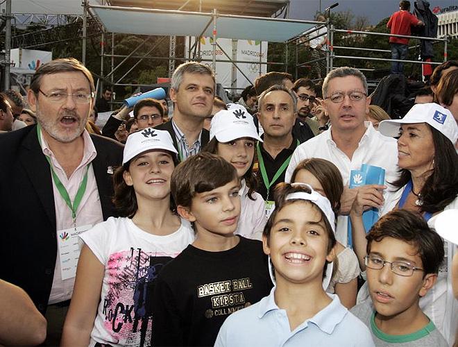 Lissavetzki, Blanco, Gallardón y Coghen