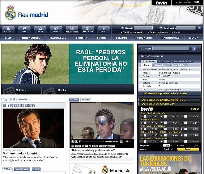Real Madrid.com