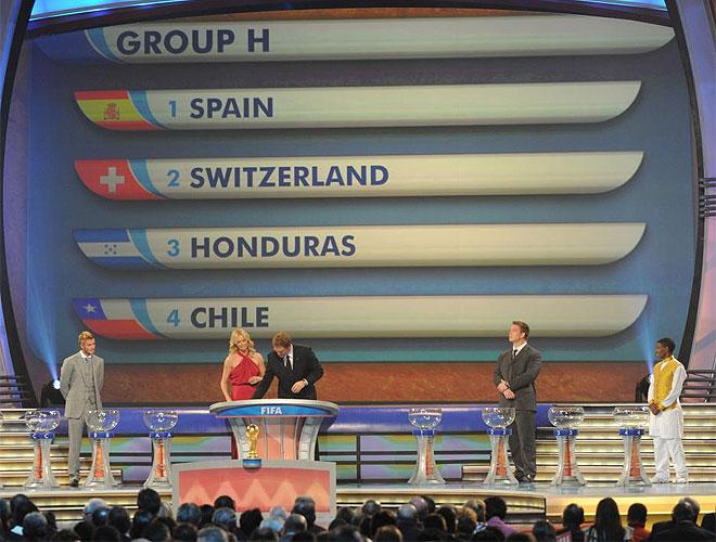 Grupo de España