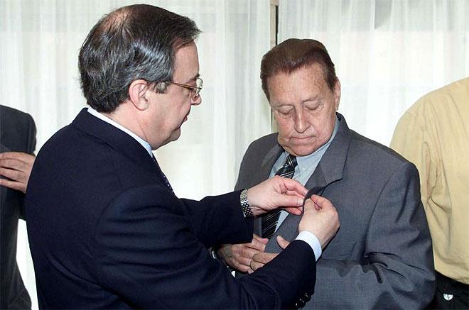 Florentino P�rez y Luis Molowny