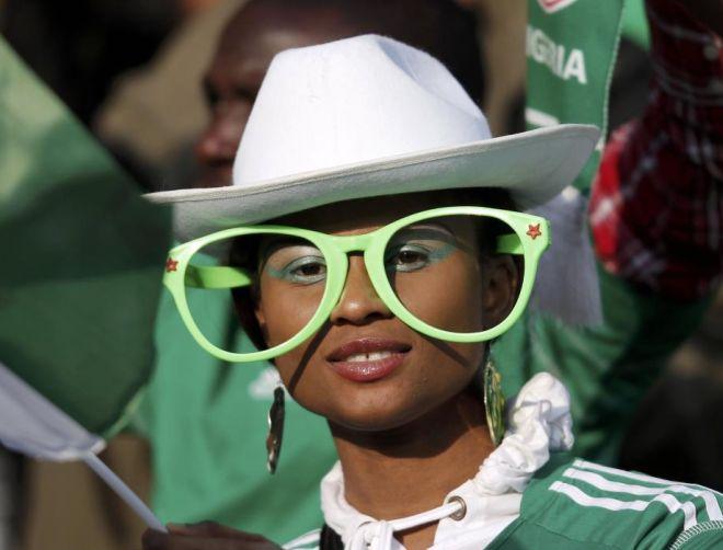 Chica de Nigeria