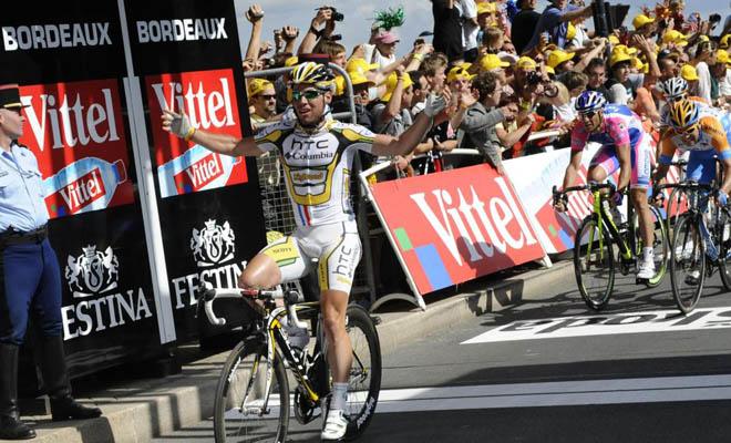El británico ganó sobrado y, como se dice en el argot ciclista, venció con una pierna al resto de sus rivales.