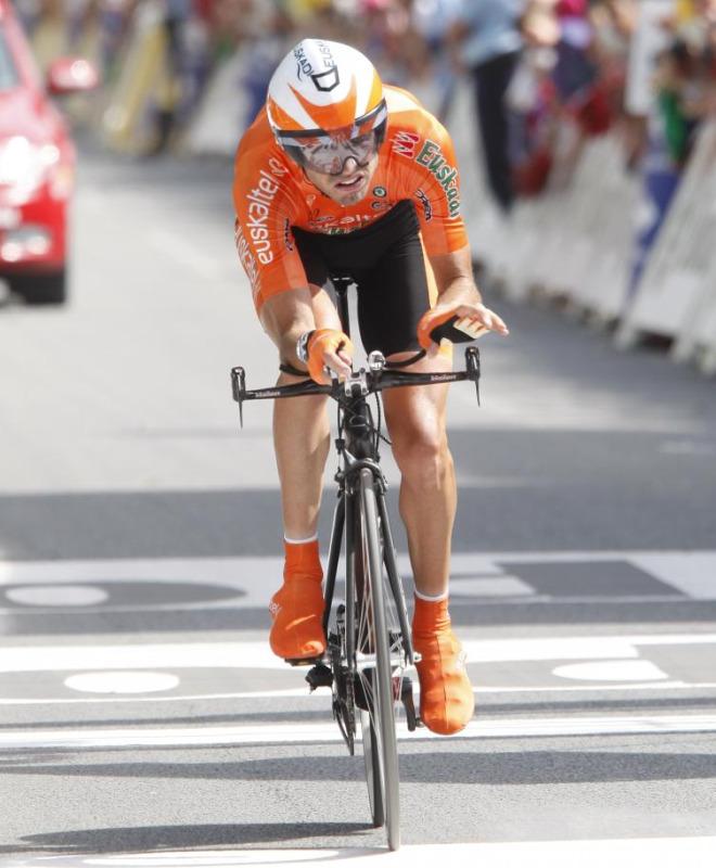 Samuel S�nchez no pudo retener el tercer podio de la general pese a darlo todo y pese a realizar un sensacional Tour de Francia.