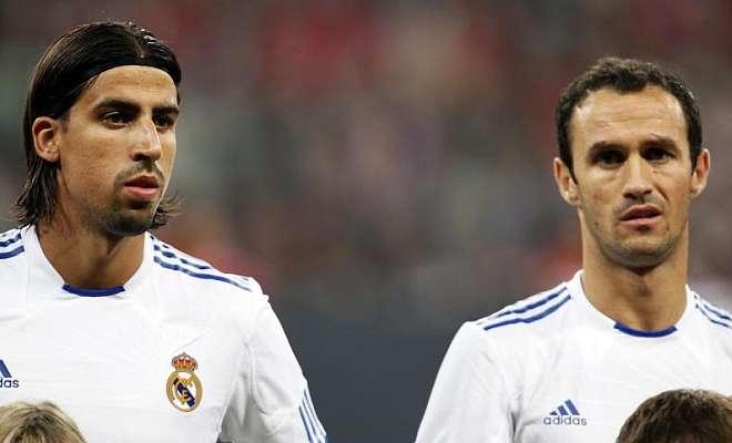 Sami Khedira y Ricardo Carvalho debutaron en el Allianz Arena con la camiseta del Real Madrid. Un amistoso de altura que a buen seguro no olvidar�n.