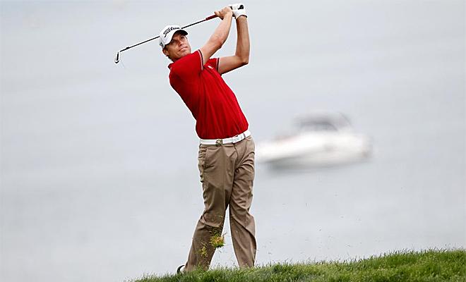 Nick Watney coge sorprendentemente la cabeza del PGA a falta de que se complete la �ltima jornada.