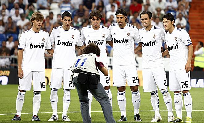 ¿Cuánto mide Sergio Canales? - Altura - Real height 1282687735_extras_albumes_0