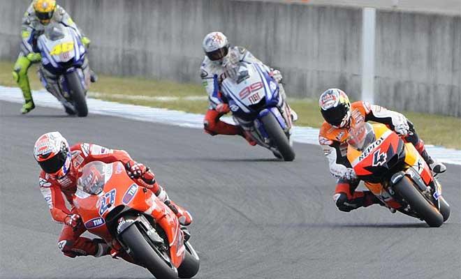 El australiano ha cogido carrerilla y ya lleva dos victorias seguidas en MotoGP esta temporada.