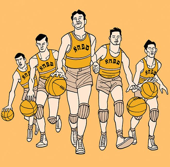 En Estados Unidos han editado el libro The Undisputed Guide to Pro Basketball History (http://www.freedarko.com/history/) , en el que ofrecen unas originales láminas en las que se resume parte de la historia de la NBA.