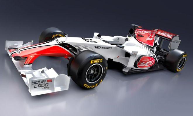 Hispania Racing ha presentado las primeras imágenes de su nuevo monoplaza, el F111, que ha sido realizado por el grupo de ingenieros y diseñadores del equipo, liderados por el director técnico, Geoff Willis, y el diseñador jefe, Paul White.