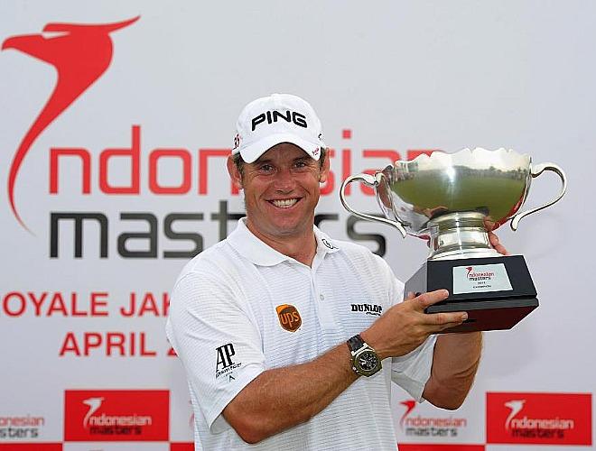 El ingl�s Lee Westwood se proclam� campe�n del masters de Indonesia de golf disputado en el club Royale de la ciudad de Jakarta.
