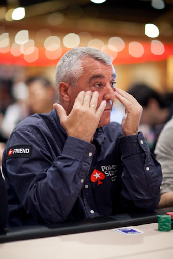Poli Rincón es uno de los personajes más conocidos y divertidos del poker nacional. No podía faltar a la cita.