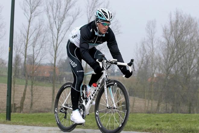 El equuipo luxemburgués lo contrató en invierno para contar con sus victorias al sprint y brillar en las clásicas.