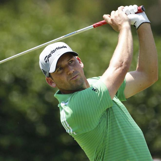 Sergio Garc�a, a�n tiene opciones de hacer algo grande en el PGA, siempre y cuando muestre un golf m�s regular.