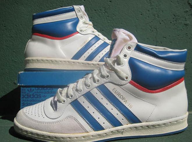Te acuerdas de las estilosas Adidas Europa? Fotogalería