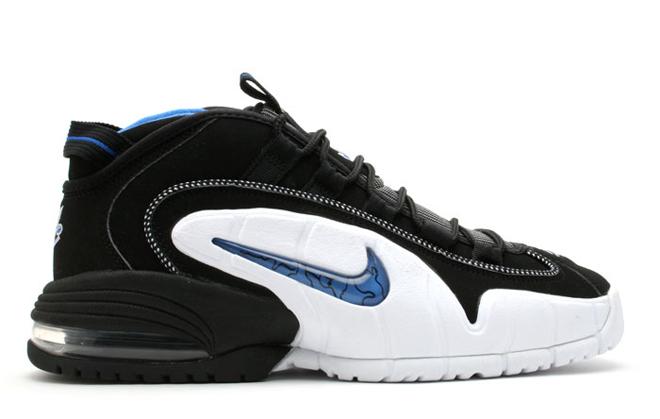 Número 8 para las Nike Air Max Penny I Fotogalería
