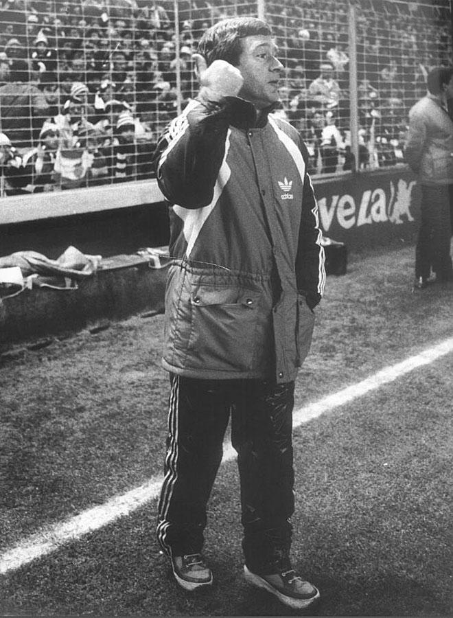 El Athletic de Javier Clemente no pudo trasladar a Europa sus éxitos en España.