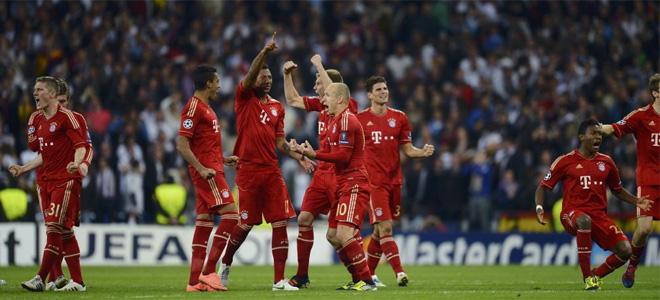 Los alemanes se impusieron en la tanda de penaltis al Real Madrid.