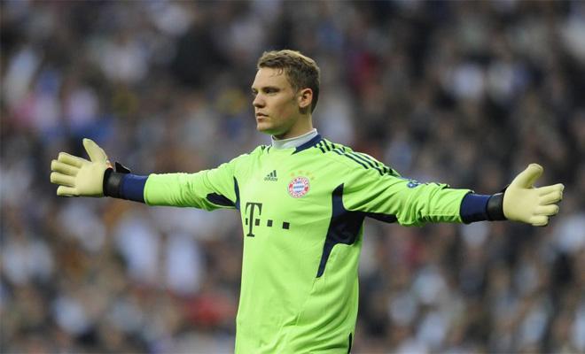 El portero del Bayern de M�nich result� decisivo en la tanda.