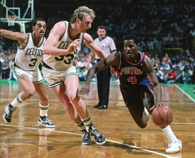 Muchos han sido los equipos que se han quedado a las puertas de la Final de la NBA tras caer en un s�ptimo partido. Los Bad Boys cayeron ante los Celtics en 1987. Dos a�os despu�s se alzar�an con el t�tulo. �Qui�n ser� el pr�ximo en la lista de ca�dos, Boston o Miami?