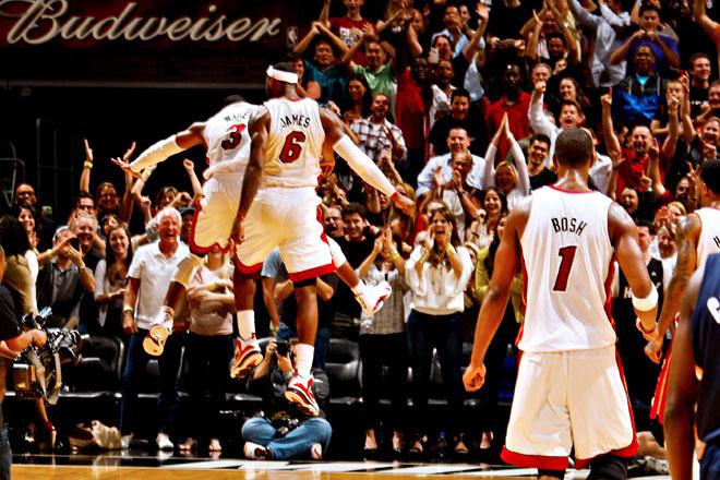 Thunder y Heat disputar�n una final de la NBA tan in�dita como excitante. Los mejores jugadores del mundo estar�n en la pista, as� que el espect�culo est� m�s que garantizado.
