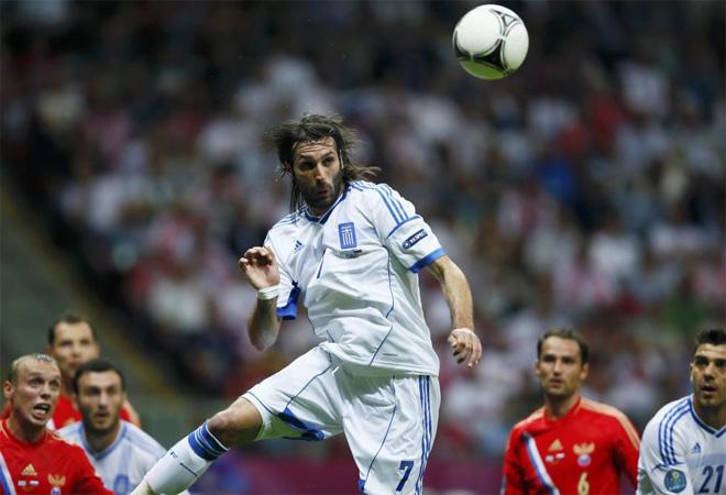 Samaras va bien por arriba. Lo saben sus compañeros y lo sabe Grecia entera.