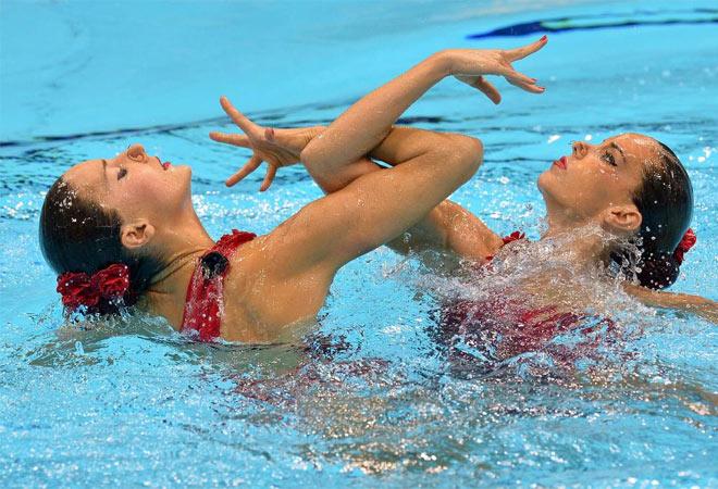 Ona Carbonell y Andrea Fuentes superaron a las chinas en la final y se colgaron la plata que buscaban.