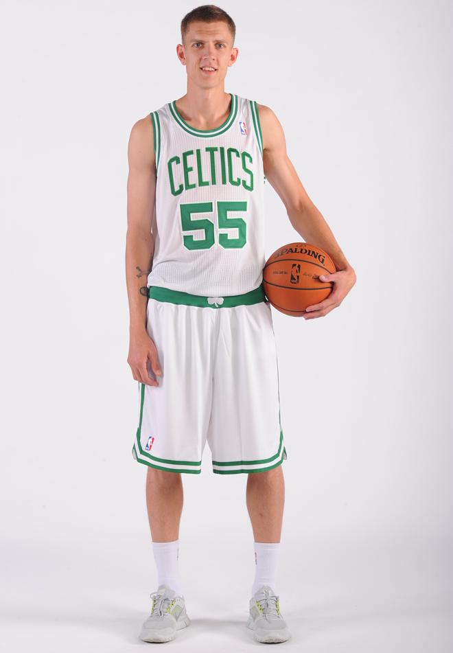 Micha Downs, ex del Assignia Manresa, es una de las caras nuevas de los Celtics esta temporada. Este matador tendr� que hacerse un hueco en la plantilla durante el campus de pretemporada.