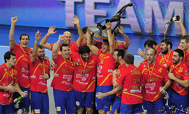 Ocho años después, y en casa, España no defraudó y se confirmó como la mejor selección del mundo.