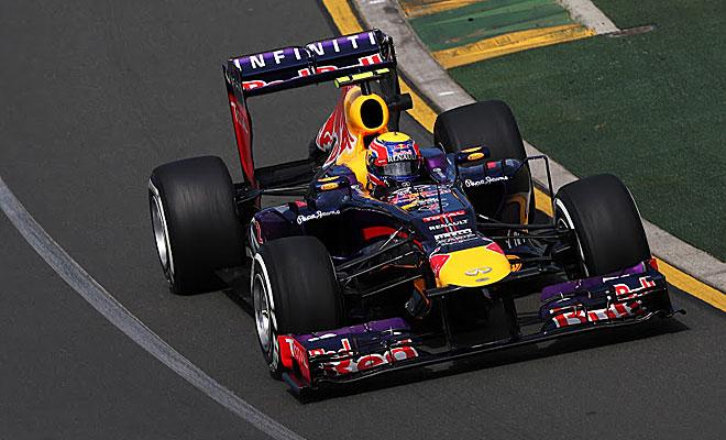 Mark Webber tiene la motivación de pilotar en casa.