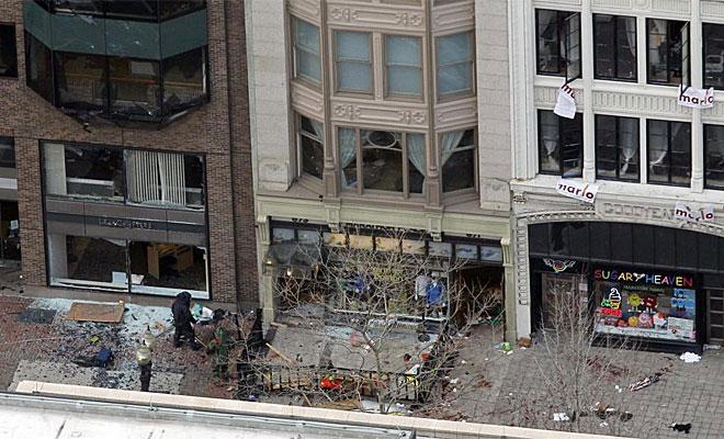 Dos explosiones en la meta de la Maratón de Boston causaron una dura tragedia