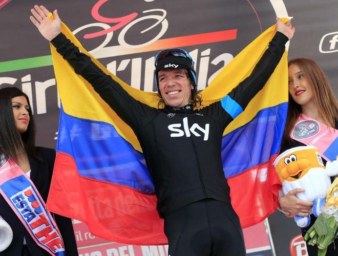 Rigoberto Ur�n gan� su primera etapa en una grande y demostr� que el ciclismo colombiano ha vuelto al nivel m�s alto del ciclismo mundial.