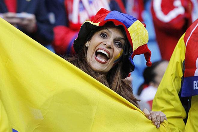 El Atl�tico suma seguidores colombianos gracias al Tigre.