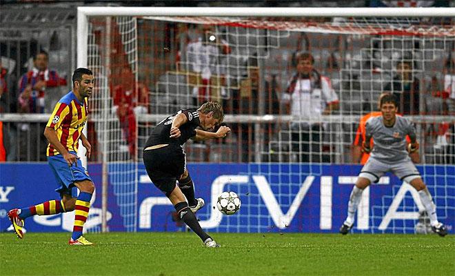 El primer rival del Bayern en esta edici�n de la Liga de Campeones fue el Valencia. Los b�varos ganaron 2-1. Kroos fue autor de un gran gol.