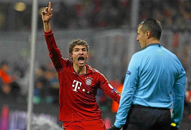 La eliminatoria parec�a acabada, pero el Arsenal no se rindi� y coloc� el 0-2. El Bayern pas�, pero con susto.