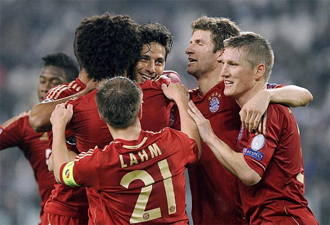 El Bayern no s�lo aguant� el 2-0 del partido de ida, sino que volvi� a ganar por 0-2 en Tur�n. Otro golpe de autoridad.