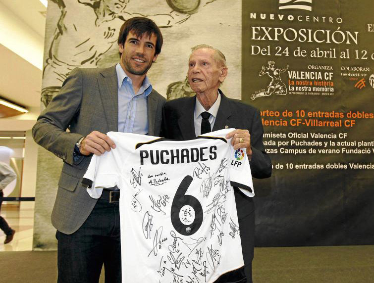Antonio Puchades, conocido por el sobrenombre de Tonico, ha fallecido a los 87 años en Sueca (Valencia).