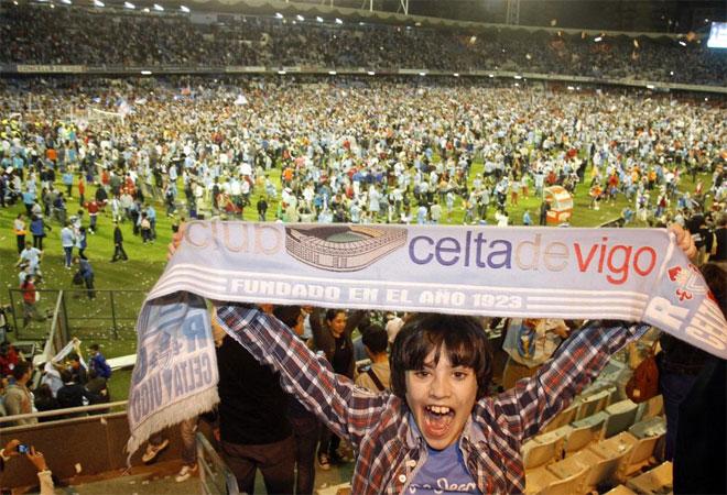 El Celta logró la permanencia en la última jornada gracias