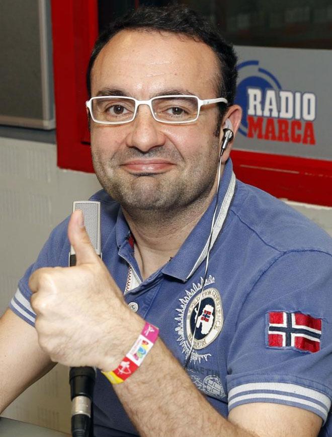 En Radio MARCA, todos con Madrid 2020.
