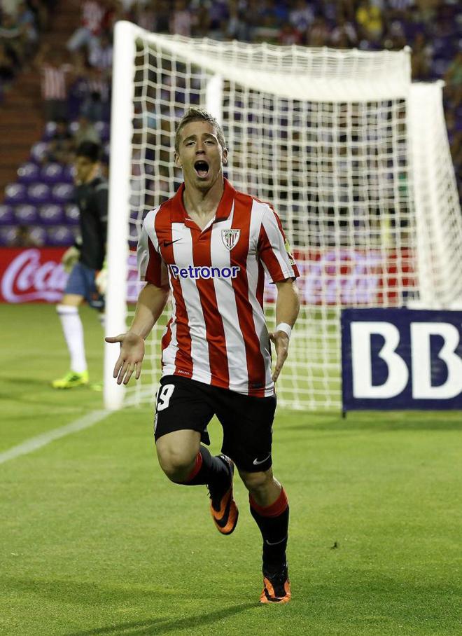 El menudo extremo marcó un gol y apunta a que vuelve a ser ese jugador determinante que fue.
