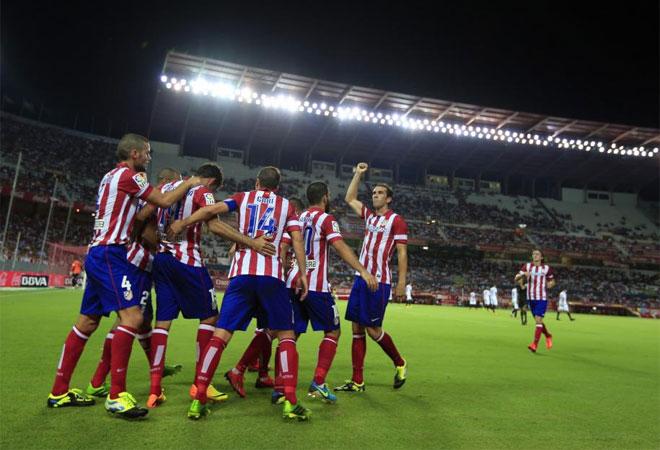 Los del Cholo volvieron a imponerse en el campo del Sevilla. Es un buen aviso a navegantes para empezar la Liga.