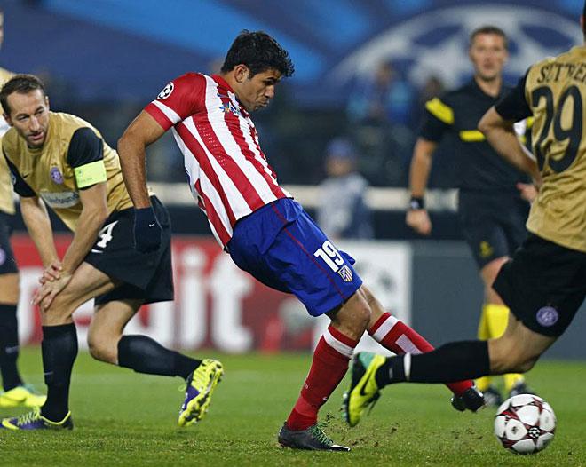 Diego Costa scores!!