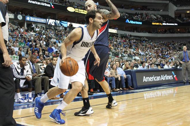 Luc�a Couso te ense�a la NBA con su particular mirada. Disfruta del primer partido de Calde en Dallas y de las 'MavericksDancers'. Las animadoras m�s entra�ables de la mejor liga del mundo.
