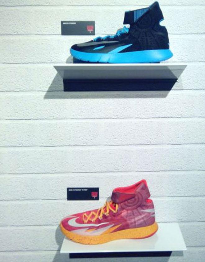 El evento de Foot locker ha servido para conocer las novedades de calzado de 2014. El #approvedHeat pone a la vista los �ltimos modelos, tendencia retro, inspiraci�n animal y una clara influencia espa�ola, por el Mundial 2014.