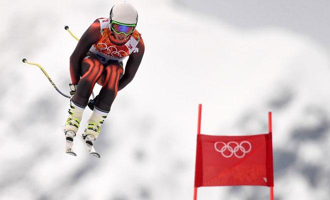 Esquí alpino<br> · 26º en slalom (súper combinada)<br> · 34º en descenso<br> · No terminó el gigante<br> · Descalificado en súper gigante