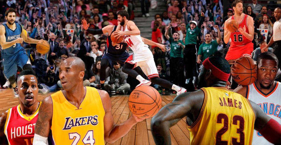 Los jugadores a seguir en la nueva temporada de la NBA