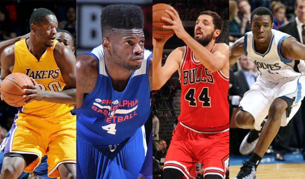 Est�n llamados a liderar la NBA los pr�ximos a�os. Estos j�venes jugadores tendr�n que demostrar su calidad en la mejor liga del mundo desde el primer d�a. Con objetivos diferentes, todos son estrellas en sus equipos y su calidad est� fuera de toda duda.
